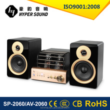 2016 newest product stereo audio system vacuum tube amplifier with bluetooth and optical function