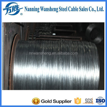 10 gauge hot dip galvanized steel wire