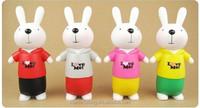 Creative Rabbit Coin Bank/Rabbit Saving Money Box/Cartoon Rabbit Piggy Bank