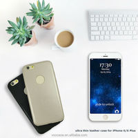 2015 New Design Phone case Plain PU Leather Blu Cell Phone Case For MOTO MOT G