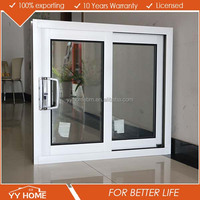 YY Home aluminum sliding window locks double glazed modular homes window