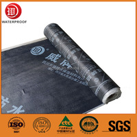 elastomeric bitumen waterstop wrap film waterproofing membrane bitumen saudi arabia
