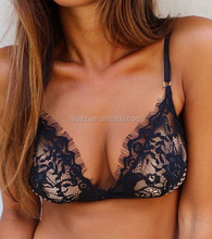 L1981A new design of bra pictures women underwear lace ladies bralette bra tops