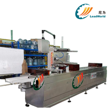 Garlic Thermoforming Vacuum Packing Machine For Food Commercial