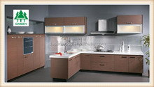 cheap price waterproof mdf kitchen cabinet