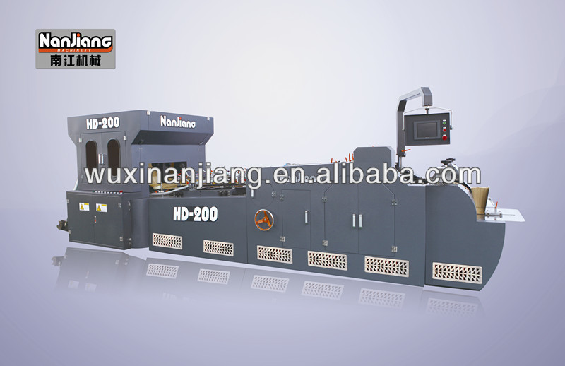 Paper Bag Machine Price HD-200