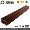 High quality wpc hollow joist for decking floor eco-friendly synthetic wood plastic floor
