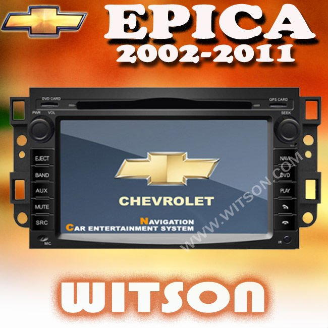 "WITSON 7"" car radio gps navigation for chevrolet"