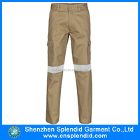 high quality ripstop engineered cargo work pant
