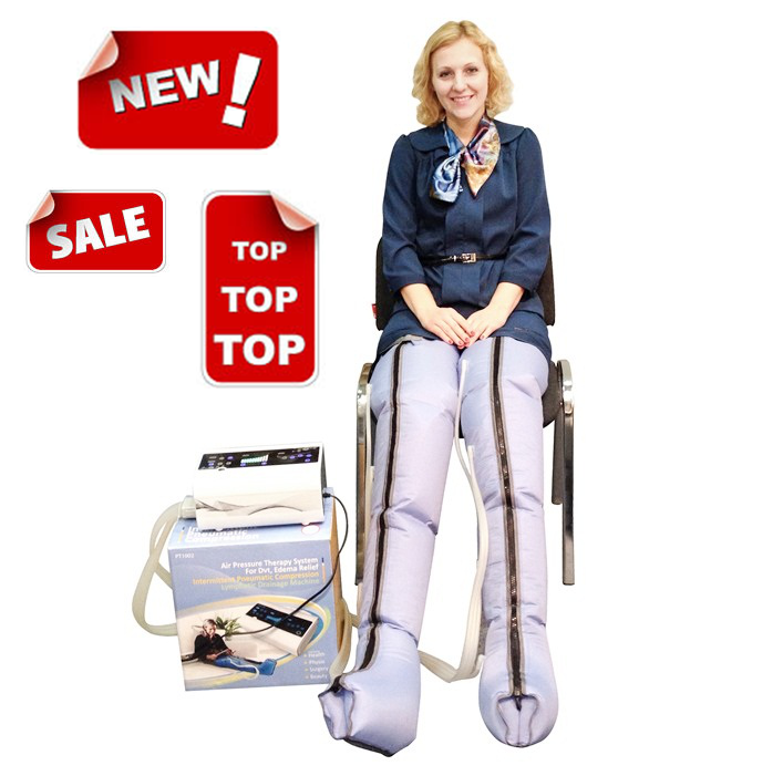 Electrotherapy equipment air compression leg massager for handicapped