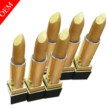 100% Natural Herbal extract golden lipstick for children pregnant women