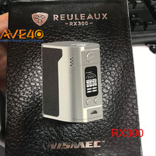 China Supplier Wismec Authorized Distributor Ave40 Top Selling Electronic Cigarett Wismec Reuleaux RX300