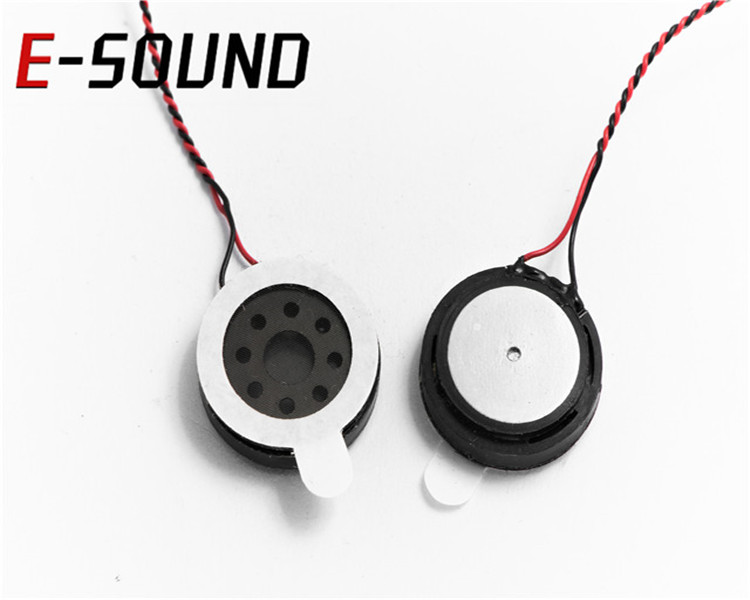 Professional manufacturer high quality 8ohm 0.8W diameter 18MM Speaker