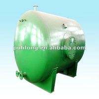 stainless steel tank / pressure vessel / oil and gas tanks