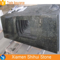 Custom Design Stone Uba Tuba Granite Top