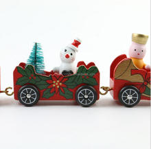wholesale children toy christmas train for kids