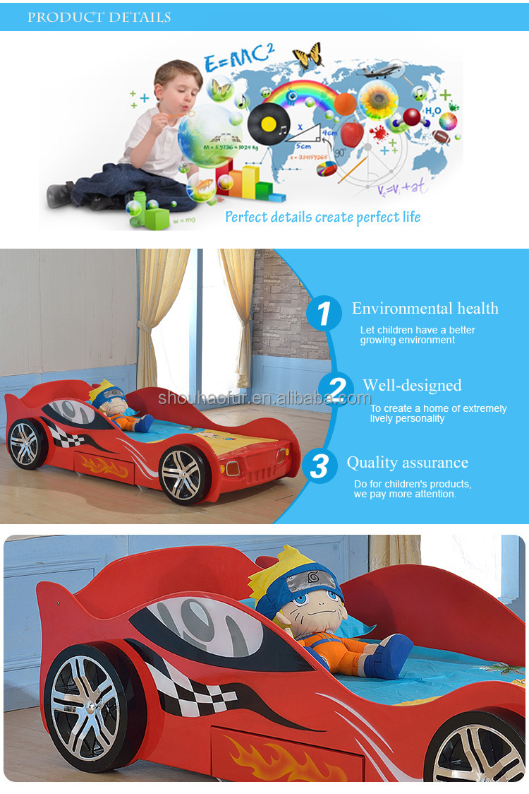 China Manufacture High quality comfortablecar bed car bed for kids