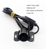 waterproof long life auto fog light car laser fog light with cheap price