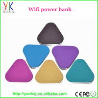 Fashion design accessories Qi wireless charger power bank for iPhone6 Samsung Galaxy S2 S3 S4 S5