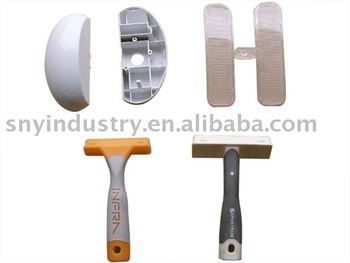 double color handle mould