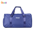 Encai Luggage Duffel Bag Fashion Sports Shoulder Bag Weekend Travel Bag With Shoes Compartment