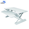 Height Adjustable Sit to Stand Desk/sit stand desk converter