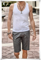 wholesale blank t shirts mens stringer sportswear tank top sexy vest for pakistan apparel