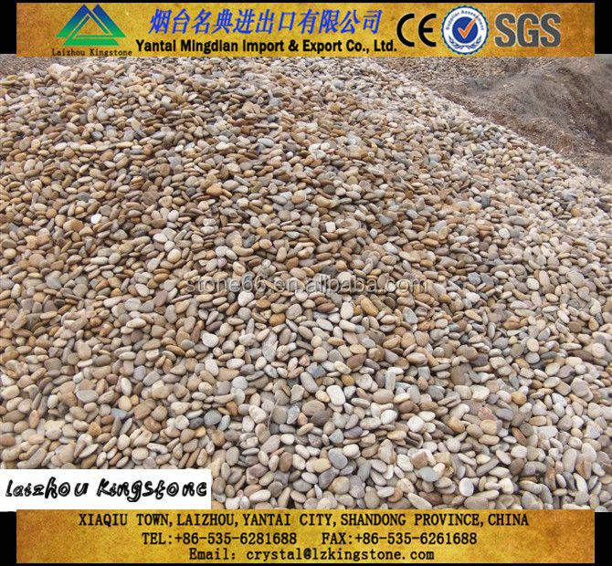 china best colored pea gravel