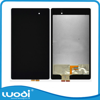 Wholessale lcd with touch for google nexus 7 2nd generation Replacement