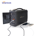 Newest Backup Power Alternative Energy Portable Briefcase Solar Generator for Camping