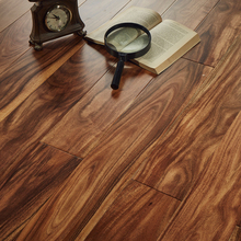 Fudeli Acacia solid wood flooring