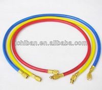 R410a High Pressure Freon Charging Hose TIG rubber hose air hose