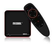 Original Mecool M8S PRO W with voice remote android 7.1 TV box 2gb 16gb set top box