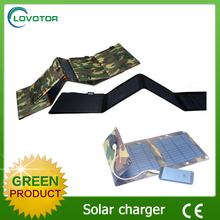 Folding Solar Panel High Efficiency Solar Charger for Smart Phones and Laptops