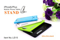 Promotion mobilephone stand ,Unique portable mini smartphone stand