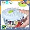 Hot Sale Hand Pull Food Chopper, Kitchen manual food Blender food processor, vegetable chopper