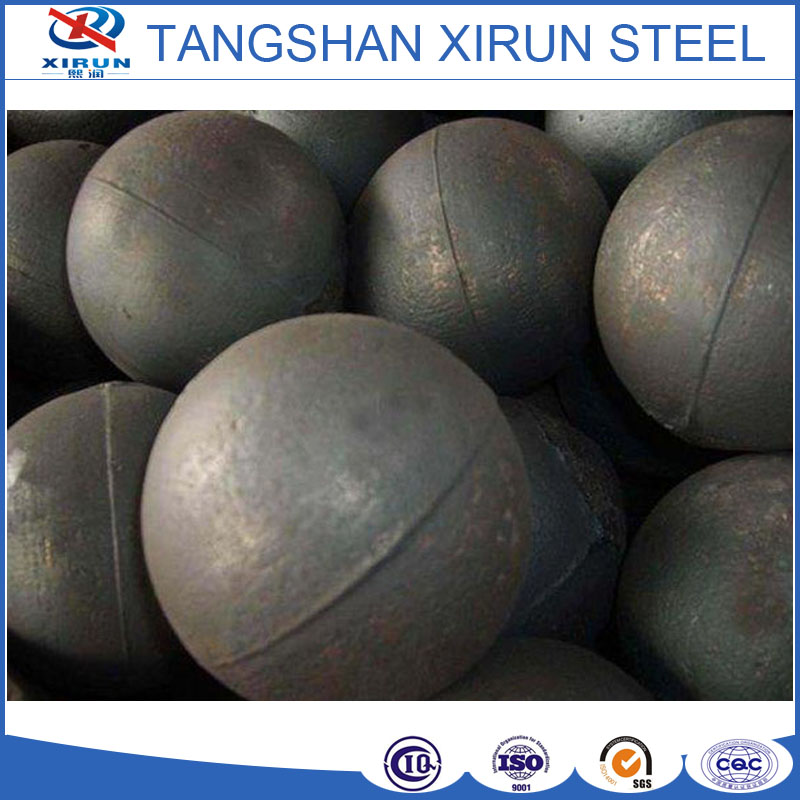 China manufacturer cast grinding balls high chrome for ball mill in cement plant