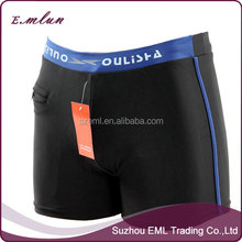 wholesale hot cheap 5 color man boxer swimming trunks