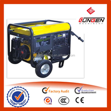 AC Output Single Phase 8000w Power Force Generator