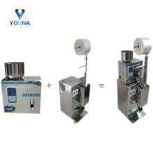 automatic chilli powder pouch packing machine three sides sealing/back central sealing