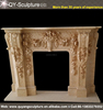 Beautiful Marble Fireplace Indoor Used Fireplace Mantel Elegant Marble Fireplace Mantel