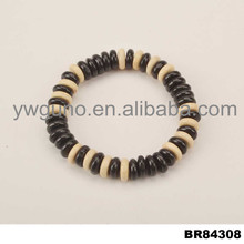 Fashion wooden beads agarwood rosary bracelet