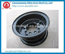 5.00F-10 forklift steel split wheel rim hub