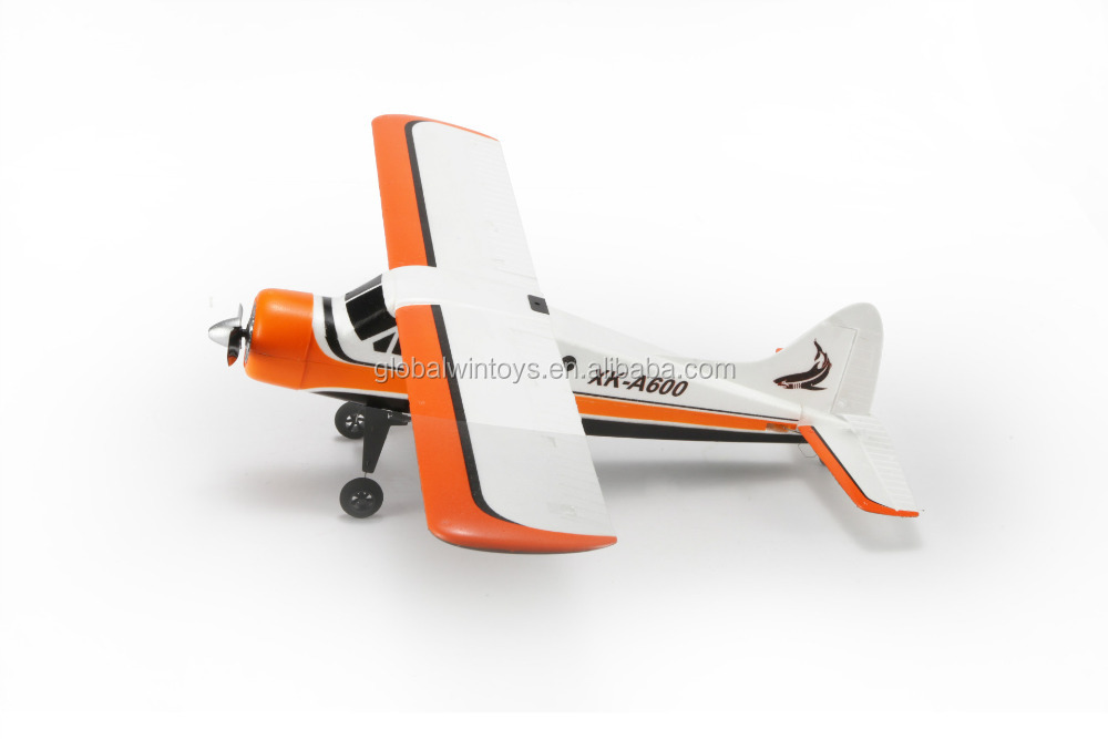 WLtoys xk A600 rc airplane 5CH 3D6G System Brushless RTF plane 58CM Wingspan remote control glide aeroplane.jpg