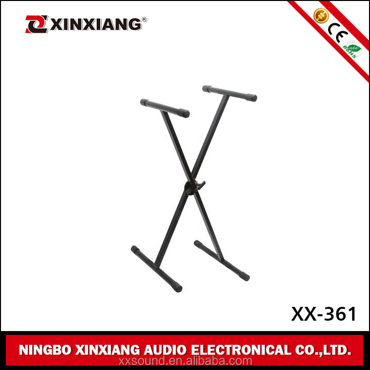 Single X On Stage Metal Electronic ultimate keyboard stand