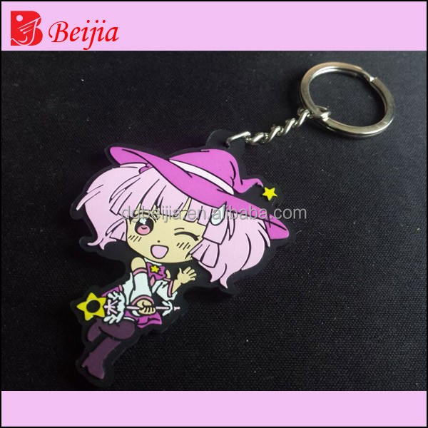 Best-Selling New Design Custom Star Sex Key Chain