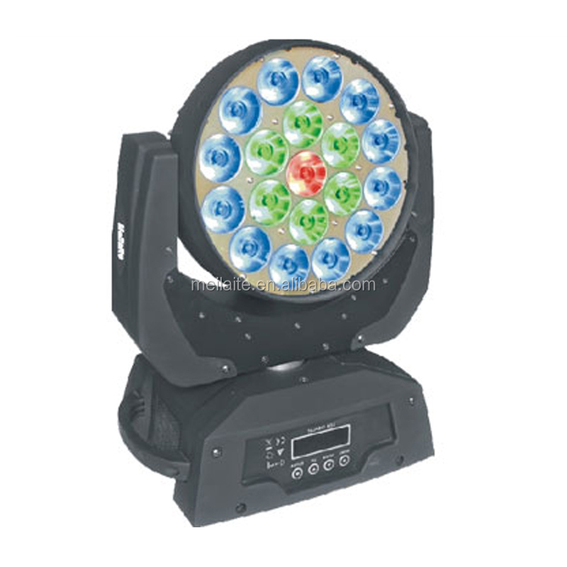 19pcs x15W RGBW 4IN1 led moving head light price