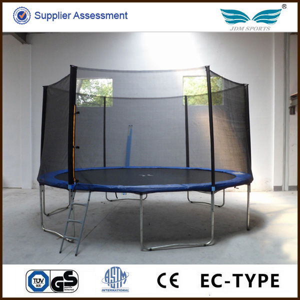 Kids Bungee Jumping Toys Large Trampoline Bed For Sale