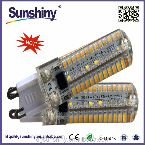2016 Hot product China 12V g4 g9 led with CE and ROHS Certification