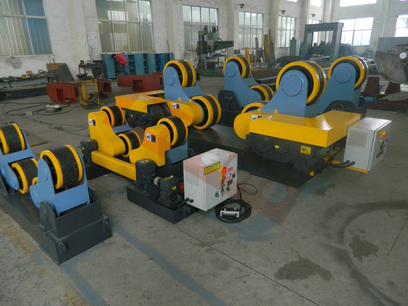 60T Welding rotator / welding equipment